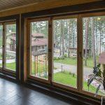 Деревянные немецкие окна