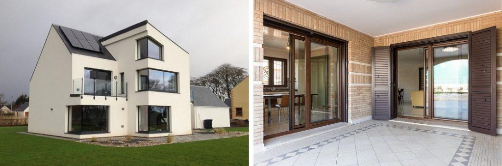 Окна для пассивных домов