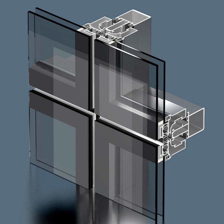 Особенности стеклопакетов для структурного остекления